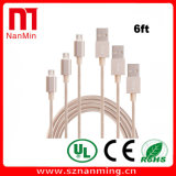 High Speed USB 2.0 a Male to Micro B Sync and Charging Cord Micro USB Charger Cable