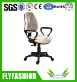 Middle Back Ergonomic Office Fabric Swivel Chair