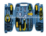 125PC Household Tool Set with Screwdrivers