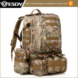 13 Colors Multifunction Hiking Camping Backpack Climbing Bag Combo Pack