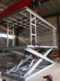 Double Platform Heavy Duty Vehicle Parking Elevator Scissor Car Lift
