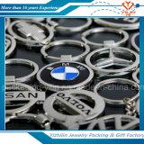 Promotion Gift Wholesale Car Brand Keychain Zinc Alloy Metal Label