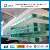 Laminated Glass of Clear Colorful PVB and Spg