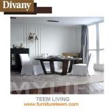 Modern Furniture Dining Room Wooden Dining Table with Chair