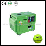 6kVA 6.5kVA Silent Soundproof Three Phase Air-Cooled Diesel Generator