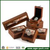 Environmental Bamboo Wood Packaging Jewelry Box