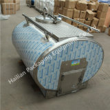 Horizontal Transportation Tank for Raw Milk