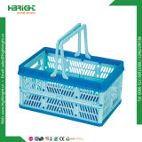 Plastic Foldable Basket for American Market