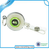 Gifts 360 Revolve Retractable Pull Reel with Swivel Alligator Clip