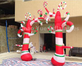 Hot Sale Inflatable Flower Tree for Christmas Decoration