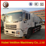 4X2 Dongfeng 12000L Vacuum Sewage Suction Truck