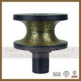 Diamond Profiling Wheels Bullnose Profiling Wheel D80mm-Sunnytools