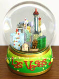 Resin Snow Globe or Resin Snow Ball