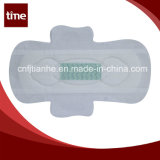 China OEM Manufacture High Absorbency Cotton Lady Sanitary Napkin