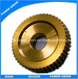 Brass Hardware Engine Parts Transmission Gear