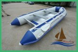 2.9m Inflatable Boat for Fishing and Sports with PVC