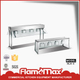 Hla-5 5-Lamp Bench Top Warmer for Buffet