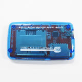 USB2.0 All in One Card Reader Xd SD MMC CF Ms PRO Duo Smart Media Card Reader