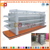 Manufactured Customized Metal Supermarket Cosmetic Shelving (Zhs236)