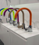 Kitchen Sink Faucet with Painted Finished