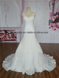 Lace Mermaid Wedding Dress Long Train