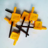 Yellow Color T Type Power Torx Screw for Cutting Tools