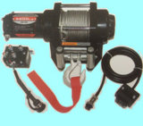 ATV Electric Winch Approved CE 12VDC Resist 3000lbs