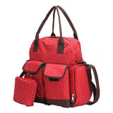 Fashion Handbags Diaper Backpack Bag for Outdoor (MH-2209)