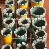 Diamond Core Drill Bits (BQ NQ HQ PQ T2 T6)