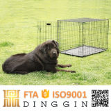Double Doors Pet Product Cage