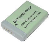 Nb-13L, Nb13L 13L Battery for Canon Powershot G5 X G5X G7 X G7X G7 X Mark II G9 X G9X.
