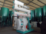 Double Conditioner Feed Pellet Processing Equipment Made in China