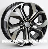 F665231 17 Inch Aftermarket Car Alloy Wheels Rims
