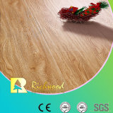 8.3mm Embossed Hand Scraped Hickory Waxed Edge Laminated Floor