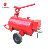 Carbon Steel Mobile Foam Tank for Fire Fighting