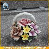 Tombstone Ceramic Flower Basket Wholesale