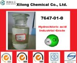 2016 Manufacturer Supply Low Price Hydrochloric Acid, Muriatic Acid for Bleaching/Surface Treatment