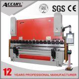 Accurl MB8-80t/2500 CNC Hydraulic Press Brake (Delem DA52s System) Muiti-Axis Control