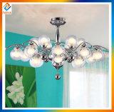 LED Glass Ball Home Chandelier Hanging Pendant Light