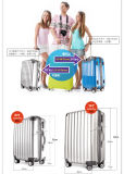 PC Trolley Luggage/100% PC Travel Luggage (PC-10058#)