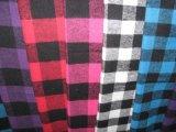 Flannel Checks Heavy Shirting Fabric