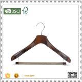 Cheap Wooden Hanger Factory Custom Suit Hanger
