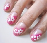 High Quality 3D Design Nail Sticker for Sale