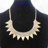New Item Sharp Alloy Pendant Fashion Jewellery Necklace