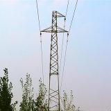 35kv Lattice Tower with Single Circuit