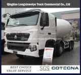 Best Price HOWO T7h 8X4 Mixer Truck