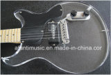 Afanti Music / Acrylic Electric Guitar (AAG-027)