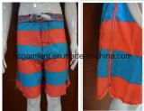 Casual Strip Colorfull Beachwear Swimwear Beach Shorts for Man