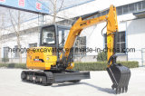 Hengte 4t Crawler Excavator with Breaking Hammer