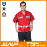 Newest Men Shirt Workwear with Waterproof and Reflective Tape